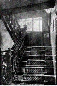 agnostica stairs