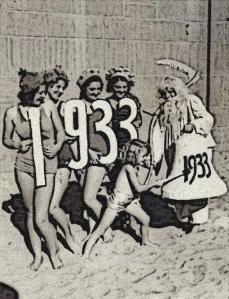 1933 new year