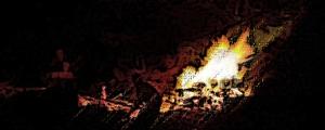 burning evil